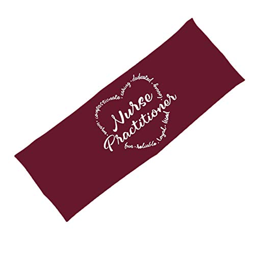 Cerlemi Stirnbänder Elastic Turban Head Wrap Yoga Breites Haarband Printing Stretch Milch Seide Knopf Kopf Breite Kopftuch Kopfband Stirnband Elastic Turban Head Wrap Makeup Stirnbänder
