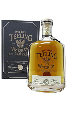 Teeling Teeling Vintage Reserve Whiskey Irlandese di Malto Singolo Invecchiamento 24 Anni - 700 ml