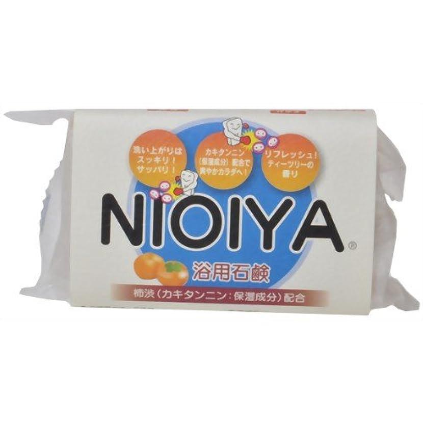 幻滅するどこか美的NIOIYA 浴用石鹸 120g