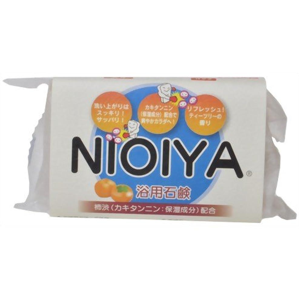貫通するステッチ内陸NIOIYA 浴用石鹸 120g