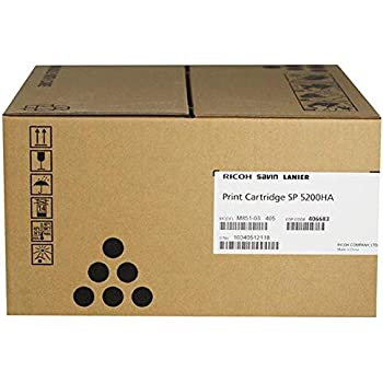 Supply Spot offers 2 Pack Compatible 406683 Toner Cartridge for Ricoh SP5200 SP5210 Printers