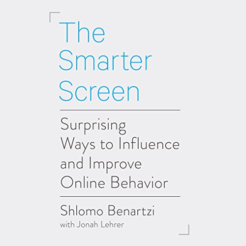 The Smarter Screen audiobook cover art