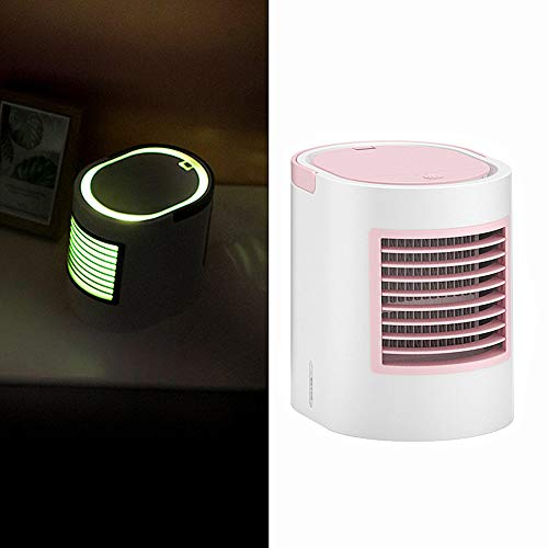 xiamenchangketongmaoyi Turmventilator Kühler Tecvance Turmventilator Elektrischer Turmventilator Schreibtisch Tower Fan Oszillierende Turmventilatoren pink