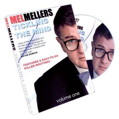 Tickling The Mind #1 by Mel Mellers & RSVP - DVD