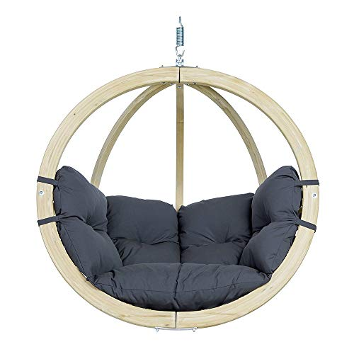 Amazonas Hangstoel Globo Chair Antraciet