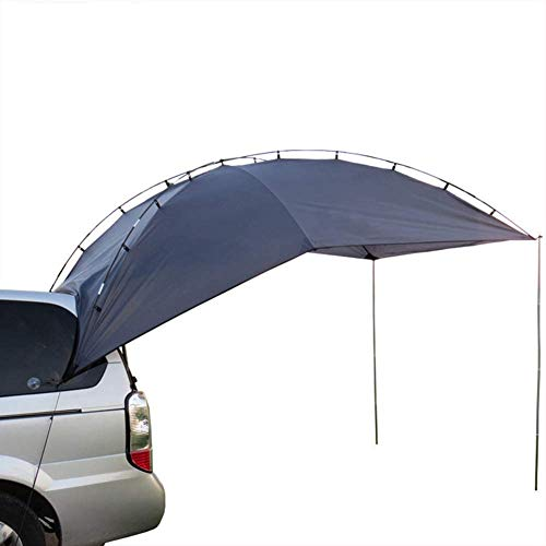Tent 3-4 People Outdoor Self-driving Tour Awning Roof Tent Foldable Ultralight Large Space Portable Tent