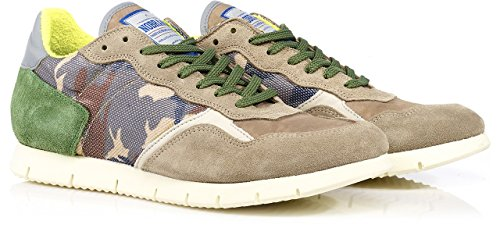 nobrand Hardwell Herren Sneaker Schuhe beige Frühjahr Sommer (43)