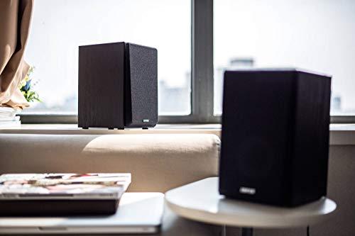 "Edifier R980T 4"" Active Bookshelf Speakers - 2.0 Computer Speaker - Powered Studio Monitor (Pair)"