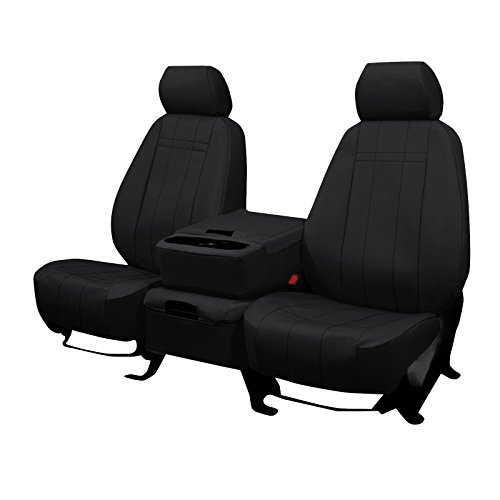 Front Seats: ShearComfort Custom Waterproof Cordura Seat Covers for Ford F150...