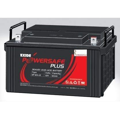 Exide Powersafe 65AH SMF Battery…