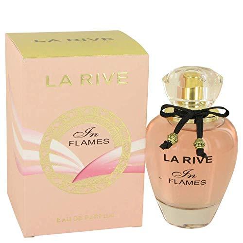 LA RIVE In Flames femme/woman Eau de Parfum, 90 ml