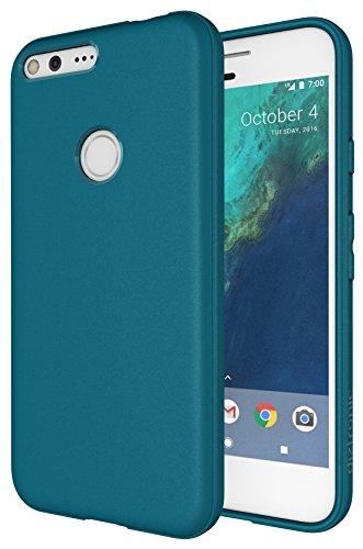 Diztronic PXL-FM Custodia TPU per Google Pixel XL, Matte Teal Blu