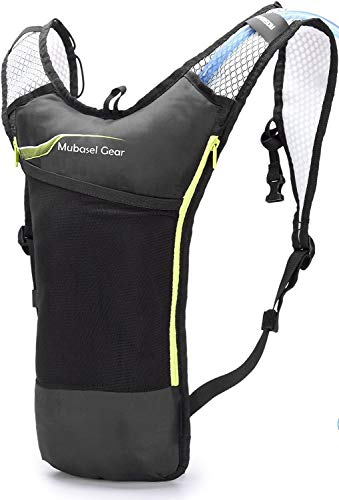 Mubasel Gear Hydration Backpack Pack with 2L BPA...
