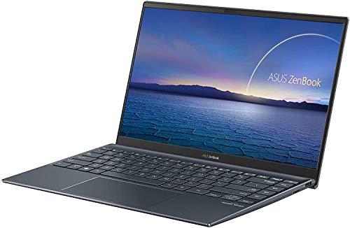 ASUS 薄型 軽量 ノートパソコンZenBook 14 UM425IA(AMD Ryzen7 4700U/8GB, 512GB/約1.25kg/14インチ/Webカ...