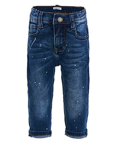 GULLIVER Baby Jeans Jeanshose Junge Blau Gerade 9 24 Monate 74-92 cm
