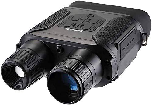 Telescopio binoculares Infrarrojos de visión Nocturna, Binocular Digital Profesional HD, para observación de Aves al Aire Libre Viajes Turismo Caza observación de Aves