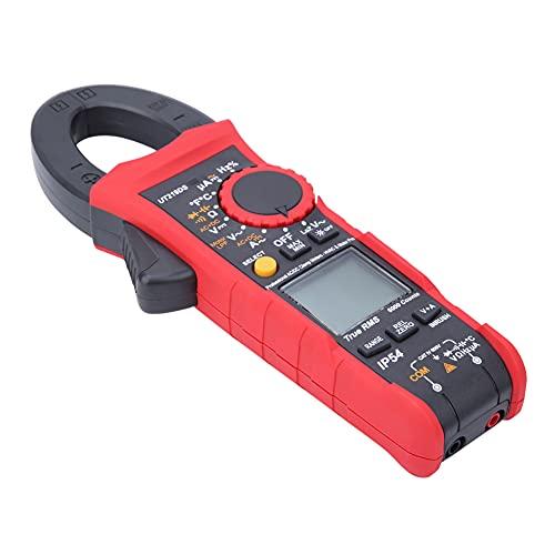 Pinza amperometrica portatile, pinza amperometrica amperometrica amperometrica per la misurazione della resistenza per la misurazione della temperatura