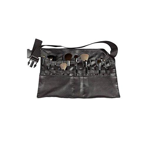 trousse ceinture make-up +/-24 pinceaux-esth