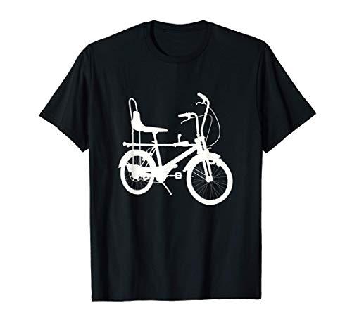 Bonanzarad High-Riser Bike 70s Bonanza Fahrrad Hipster Rad T-Shirt