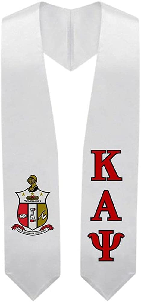 Ranking TOP13 Kappa Alpha Psi Dedication Super Crest Shield - Stole Graduation