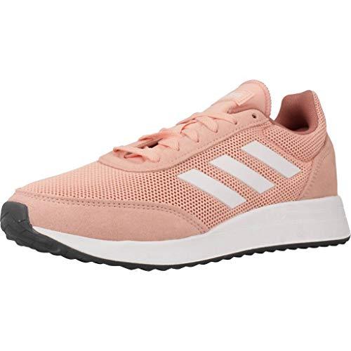 adidas Zapatillas Run 70s para Mujer, Color Rosa, Color, Talla 37 1/3 EU
