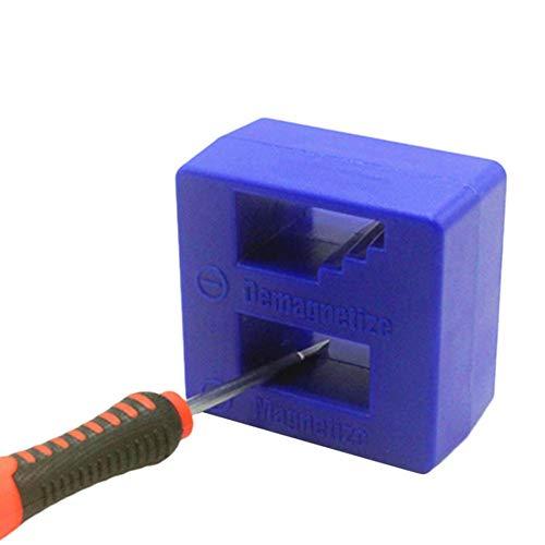 SayHia Draagbare magnetiseer-demagnetiseergereedschap voor schroevendraaier-bench-bits bits gadget-handige gemagnetiseerde bestuurder