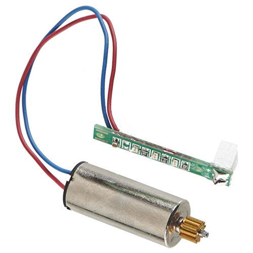 HeliMax Right Front Motor with LED/Pinion CW 230Si Quadcopter