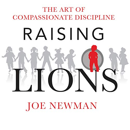Raising Lions audiobook cover art