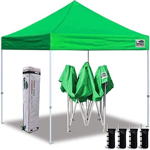Eurmax Ez High material Pop up Sports Canopy Outdoor Instant Ranking TOP2 Deluxe with Tent