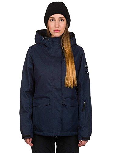 WLD Veste nenera pour Snowboard Large Dark Blue/Violet