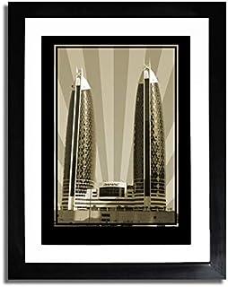 صورة الدماك برج - سيبيا بدون نص F07-M (A2)