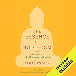 Essence of Buddhism cover art