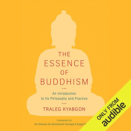 Essence of Buddhism audiobook cover art