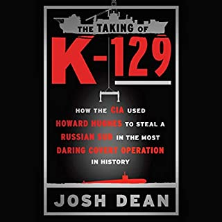 The Taking of K-129 audiobook cover art