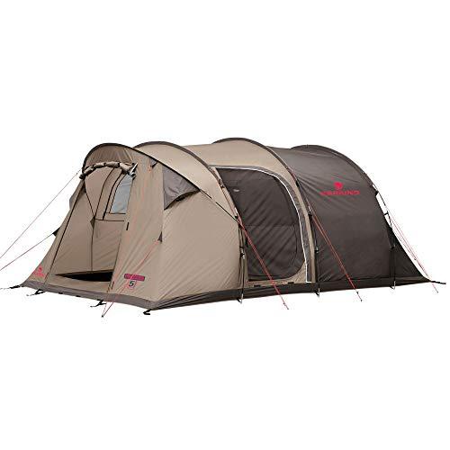 Ferrino Tent PROXES 4 Advanced Tenda da campeggio, per adulti, unisex, grigio (grigio), taglia unica
