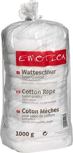 Efalock Professional Weschnur 100 prozent Baumwolle, 1er Pack, (1x 1 Pack)