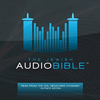The Jewish Audio Bible cover art