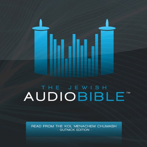 The Jewish Audio Bible audiobook cover art