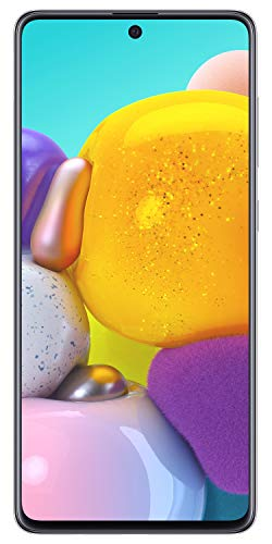 Samsung Galaxy A71 (Prism Crush Black, 8GB RAM,...