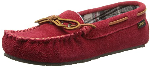 Old Friend Damen Slipper, rot, 40 EU