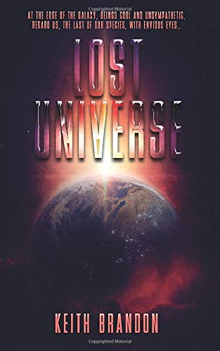 Book: Lost Universe I by Keith Brandon