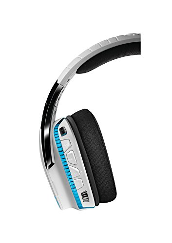 Logitech 000621 G933 Artemis Spectrum Wireless Professional Gaming Headset for PC, Xbox One and PS4 Snow White