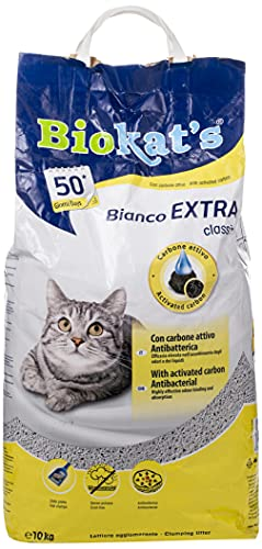 Gimborn Biokat S Bianco Extra kg. 10