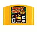 Donkey Kong 64 Video Game Cartridge Reproduction US Version for Nintendo 64 N64