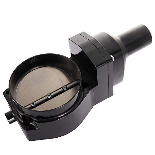ANGLEWIDE 12605109 NEW Throttle Body with high performance fit for LS2 LS3 LS7 LSX Buick LaCrosse, Cadillac CTS, Chevrolet Camaro/Corvette/Monte Carlo/SS/SSR, Pontiac