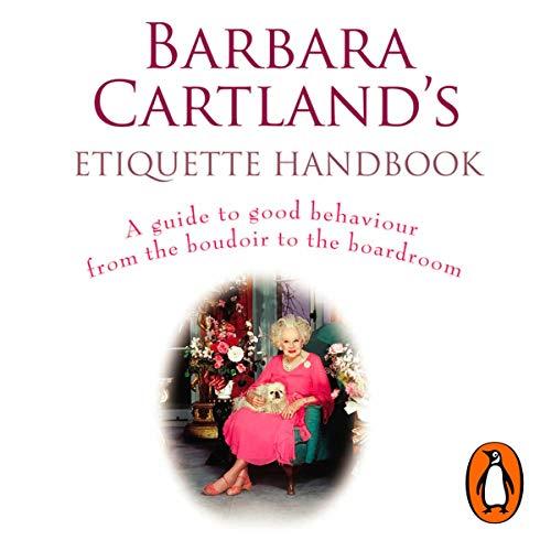 Barbara Cartland's Etiquette Handbook cover art