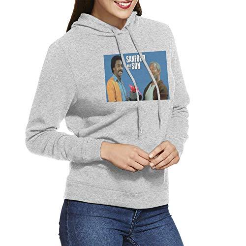 swiffers Sanford und Sohn Damen & Damen Mode Tasche Pullover Hoodie Sweatshirt Keine Tasche gro?