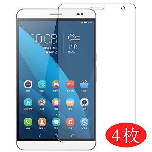 Vaxson 4 Stück Schutzfolie kompatibel mit Huawei MediaPad X1 / X2 7.0 7