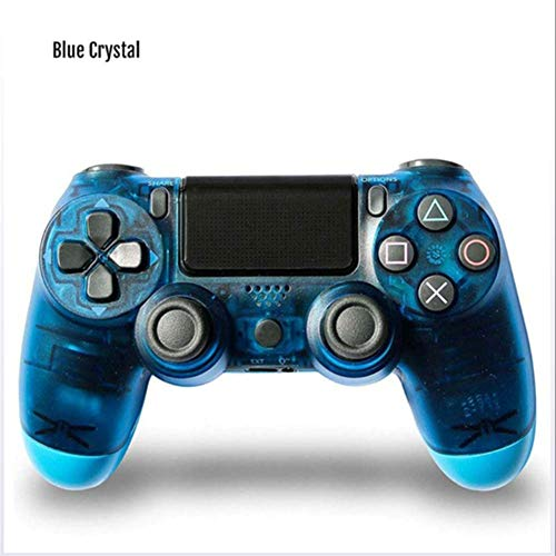 Controlador De Juego Inalámbrico, Controlador De Controlador Ps4 Bluetooth 4.0 Doble Cabeza De Cabeza Manipule Mando Mando Game Pad para Jugar Consola 4