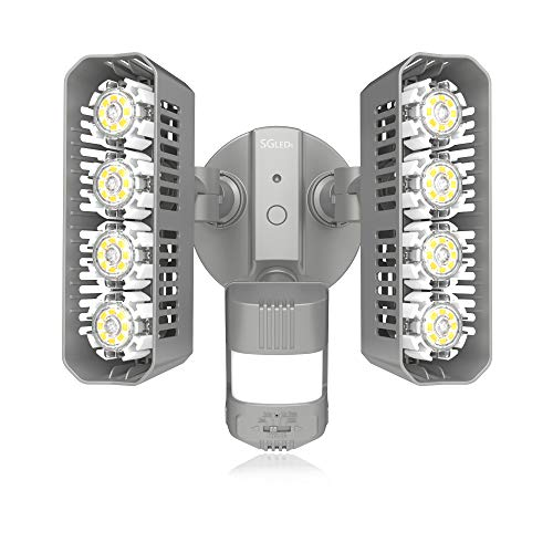 SGLEDS 36W (250W Equivalent Light), ETL Listed, Dusk to Dawn...
